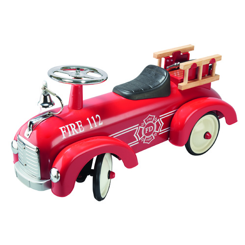 Ride-on Vehicle - Fire Brigade
