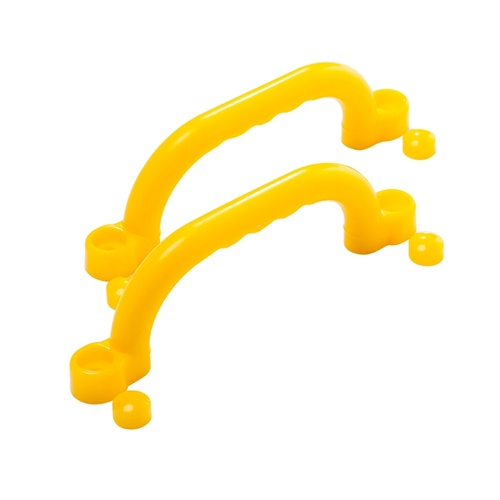 Yellow Climbing Handles - Pack of 2 [Colour: Yellow]